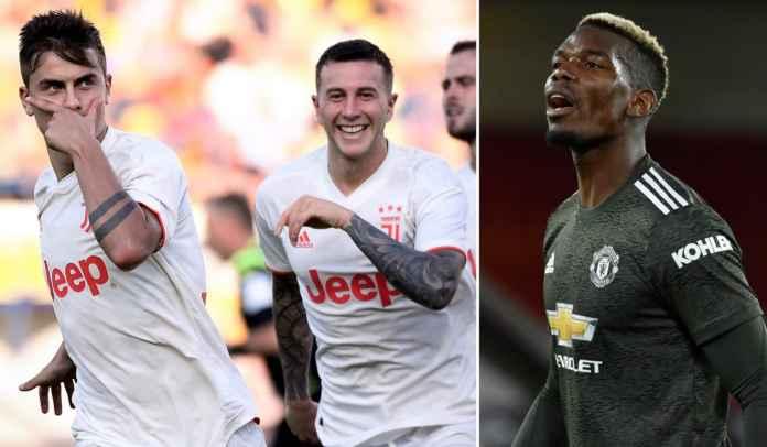 Demi Pulangkan Pogba, Juventus Tawarkan Dybala & Bernardeschi Ke Man Utd