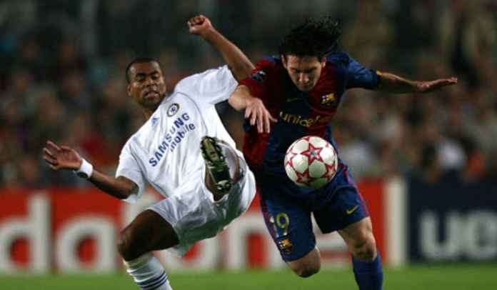 Ashley Cole Bongkar Rahasia Bikin Lionel Messi Tak Pernah Jebol Gawang Chelsea