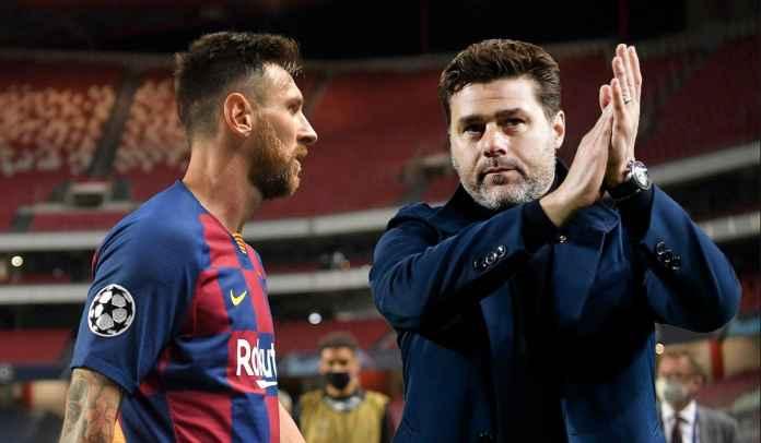 Mauricio Pochettino Siap Bawa Lionel Messi Ke Paris-Saint Germain