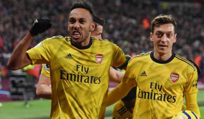 Aubameyang Mandul, Eks Arsenal : Kembalikan Raja Assist Bergaji 6,6 Milyar Itu!