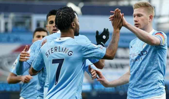 Rapor Pemain Manchester City 2-0 Fulham, Kado Laga ke-700 Guardiola