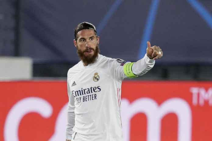 Sergio Ramos Posisinya Bakal Digeser di Real Madrid