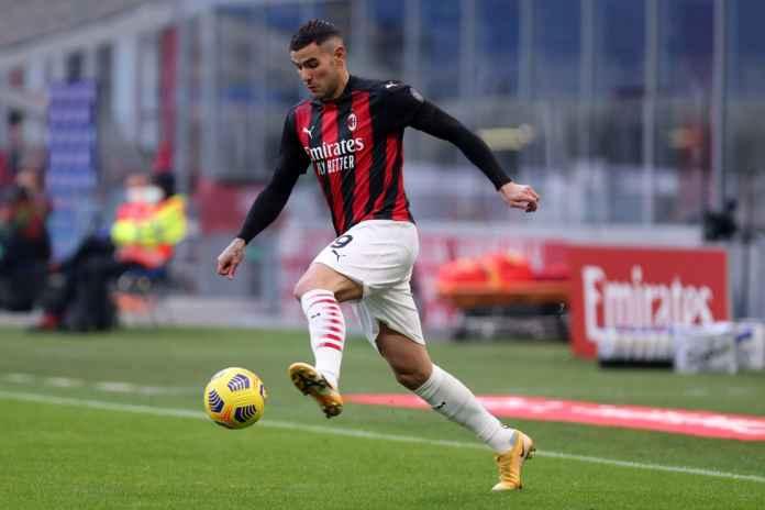Theo Hernandez Beberkan Laga Terbaik di AC Milan