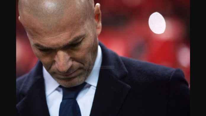 Lima Alasan yang Membuat Zidane Terancam Dipecat Real Madrid