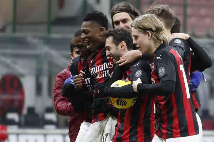 AC Milan Dituntut Kebut Kontrak Baru Pemain Kunci