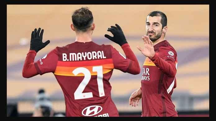 Roma Tersingkir, Kalah 2-3 Lawan Spezia Meski Tampil Dominan