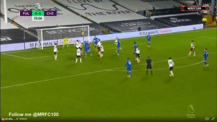 Mantan penjaga gawang Real Madrid itu dengan keras mencegah Chelsea mencetak gol