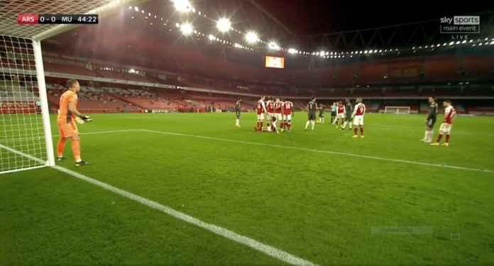 Hasil Liga Inggris Tadi Malam: Arsenal Tak Terkalahkan Lawan Man United Lima Kali!