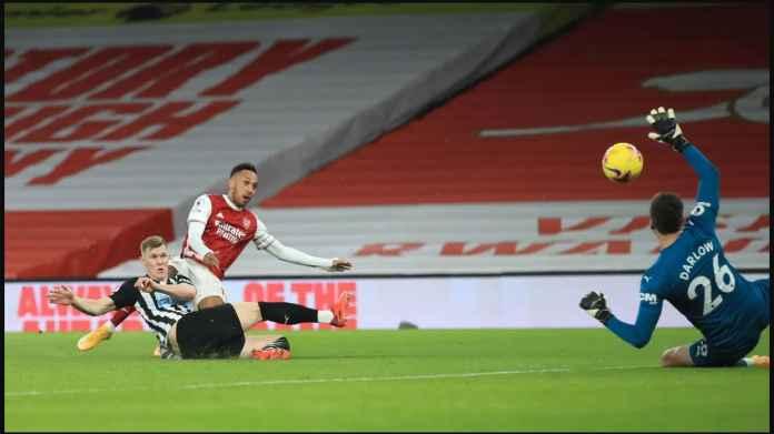 Hasil Liga Inggris Tadi Malam: Aubameyang Kembali Dengan 2 Gol, Arsenal Tembus Posisi 10