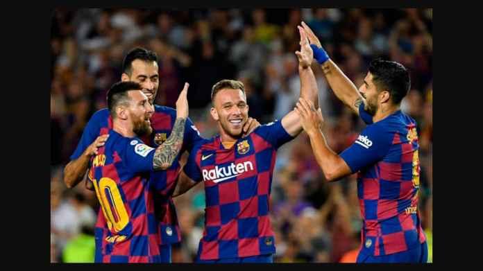 Cetak 9 Gol dan 2 Assist, Pelatih Barcelona Tidak Menyesal Kehilangan Top Skor Kedua Klub Ini