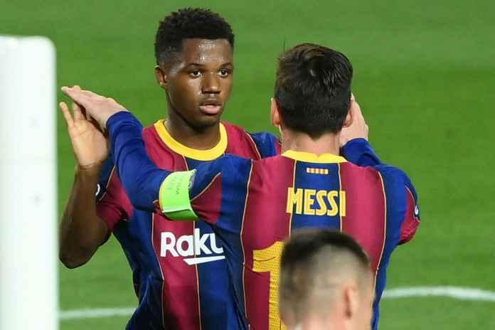 Barcelona Optimis Lini Serang Bakal Tajam Hadapi PSG