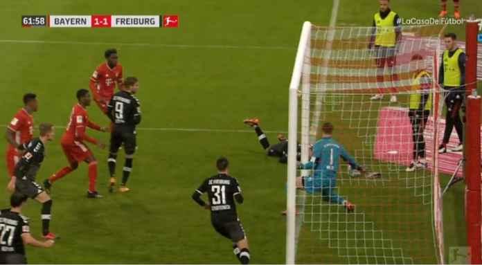 Hasil Liga Jerman: Nyaris Bayern Munchen Hilang 2 Poin, Dikhianati Mantan Pemainnya Sendiri, Spesialis Pengganti