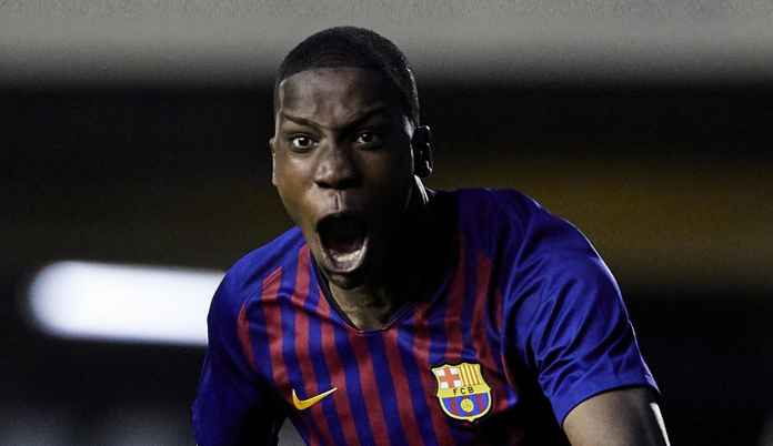 Bintang muda Barcelona Ilaix Moriba siap main bersama tim utama