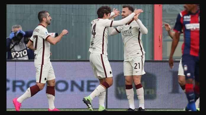 Hasil Liga Italia: Roma dan Atalanta Raih Tiga Gol, Sassuolo Juga Menangkan 3 Poin