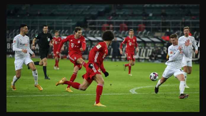 Hasil Liga Jerman: Gladbach Melawan Balik Dari Ketertinggalan 2 Gol, Menang 3-2 Atas Bayern Munchen