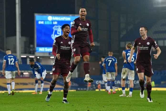 Brendan Rodgers Puas Leicester Curi Poin Kontra Everton