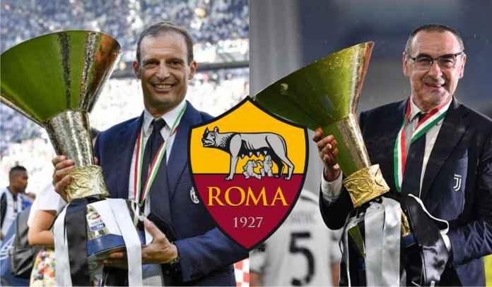 Bersiap Pecat Paulo Fonseca, AS Roma Kontak Dua Mantan Manajer Juventus