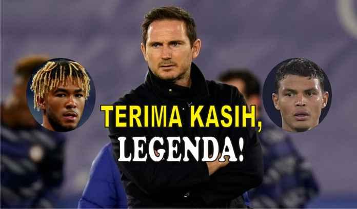 Pemain Chelsea Ucapkan Selamat Tinggal Pada Lampard, 'Terima Kasih, Legenda!'