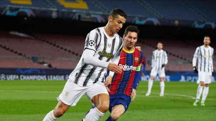 Lionel Messi atau Cristiano Ronaldo Terbaik? Cassano Punya Jawabannya