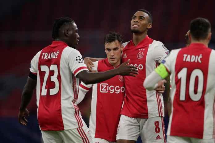 Everton Isyaratkan Bakal Angkut Pemain Muda Ajax