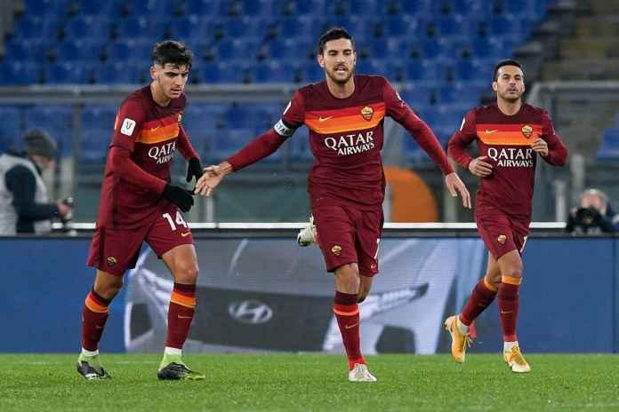 Fonseca Girang Roma Berhasil Atasi Spezia di Serie A