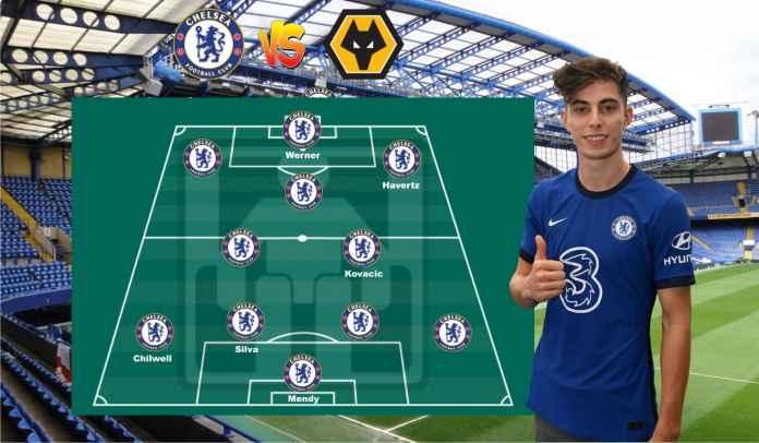 Prediksi Formasi Chelsea vs Wolves, Seperti Apa Wajah Baru The Blues Era Tuchel?