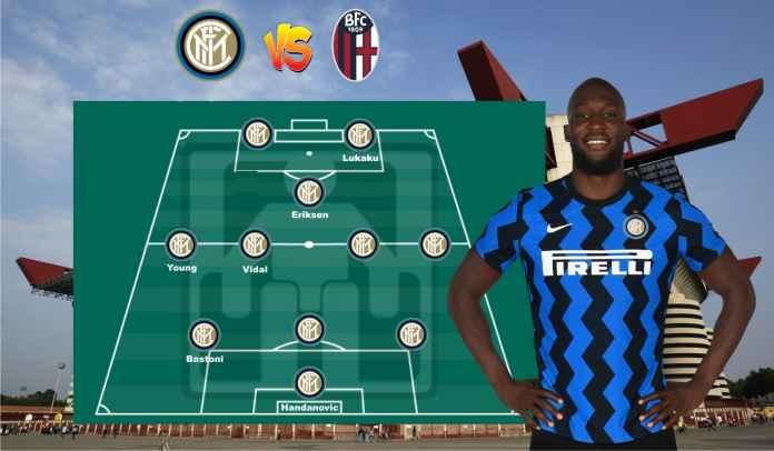 Prediksi Formasi Inter Milan vs Benevento, Kini Saatnya Eriksen Starter, Conte?
