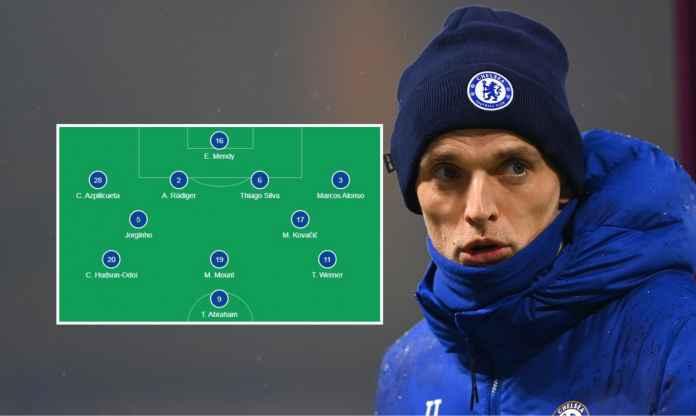 Thomas Tuchel Kembali Turunkan Line Up Aneh vs Burnley, Chelsea Gagal Menang Lagi?