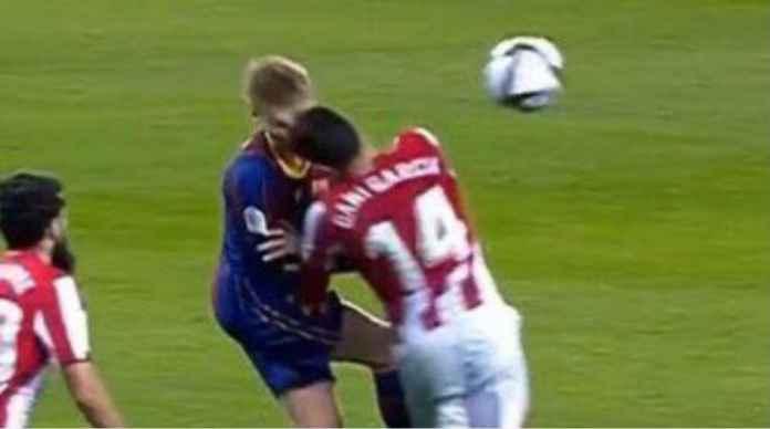 Adegan Sadis 15 Menit Sebelum Kartu Merah Messi, Dani Garcia Harusnya Diusir Wasit