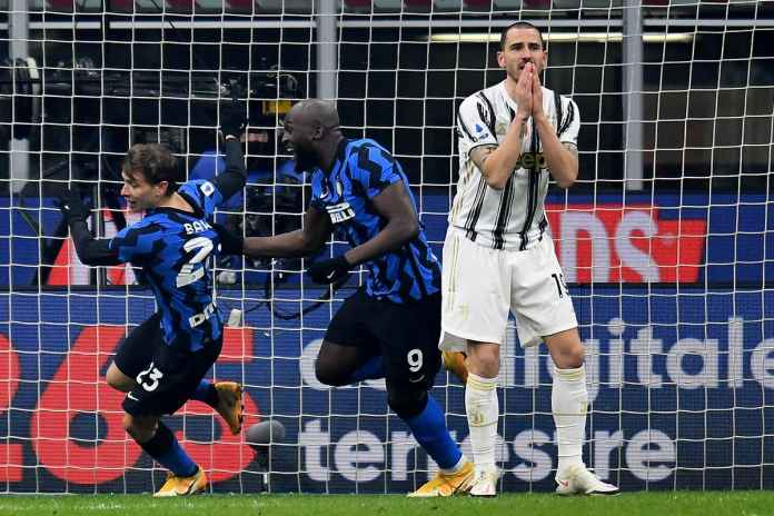 Giorgio Chiellini Akui Inter Pantas Menang Kontra Juventus