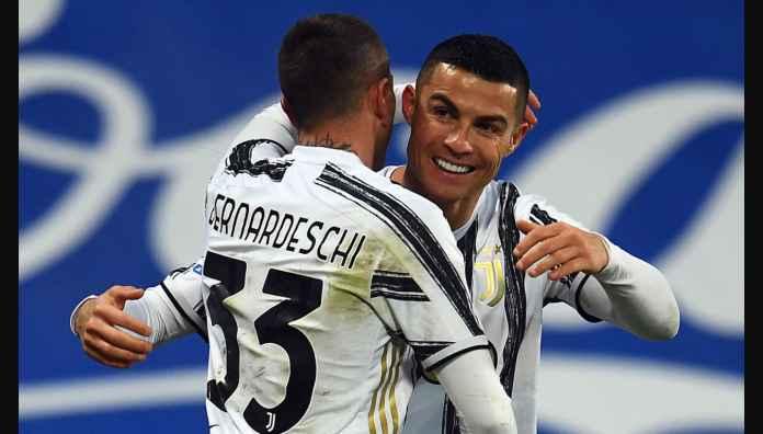 Gol Cristiano Ronaldo Pastikan Juventus Tim Terbaik di Italia, Kalahkan Napoli