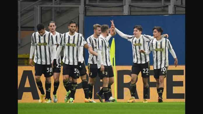 Umpan Tumit Paulo Dybala Berujung Gol Juventus, Milan di Ambang Kekalahan Pertamanya