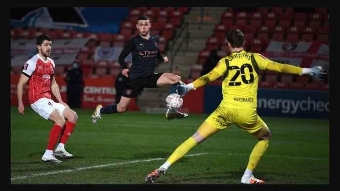 Manchester City Lolos Piala FA Berkat Gol Mepet-mepet Akhir, Bikin Jantung Berdebar