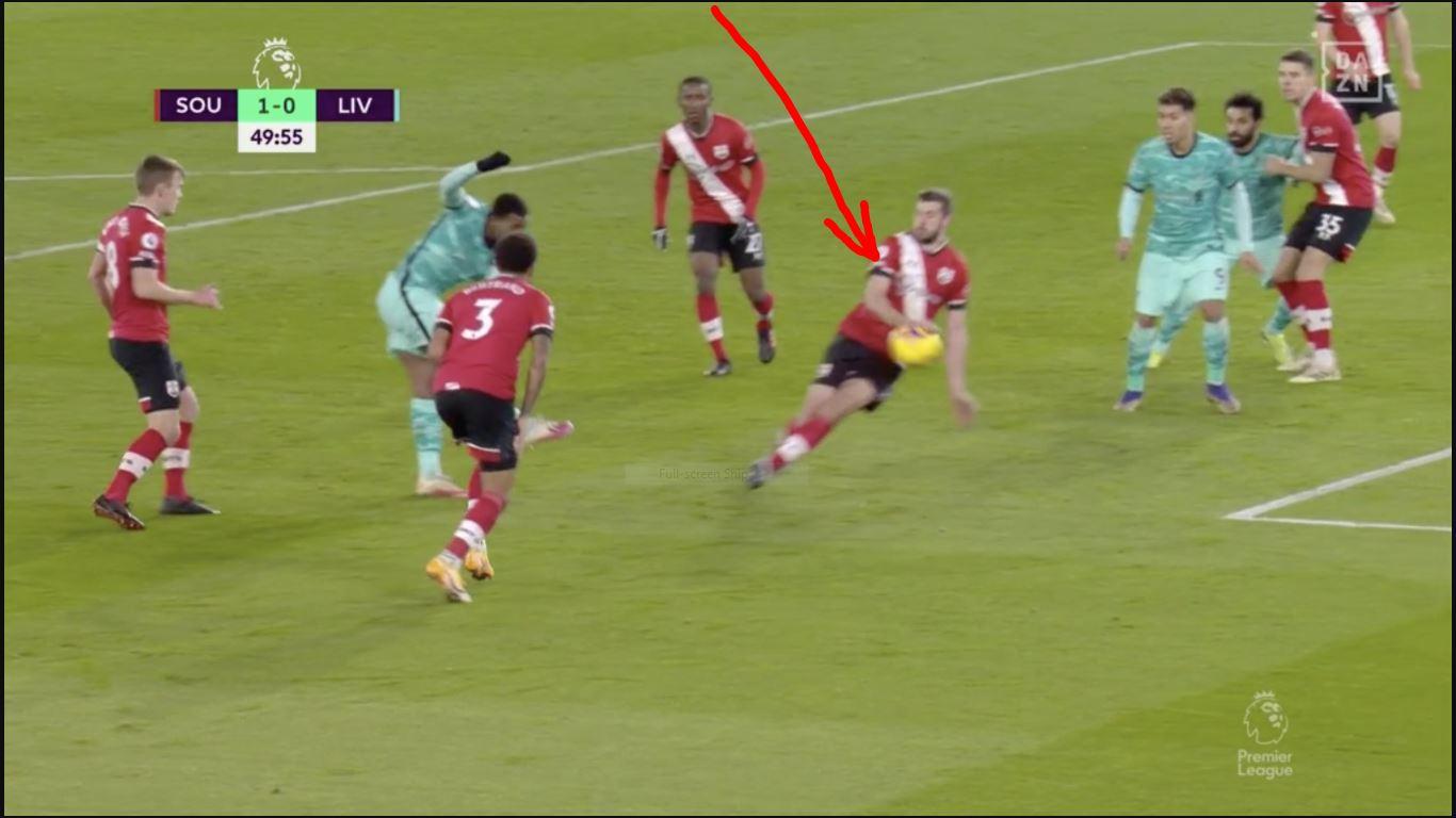 Southampton Liverpool