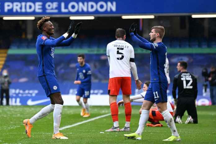 Hasil Chelsea vs Luton Town, The Blues Menang Berkat Tiga Gol Tammy Abraham