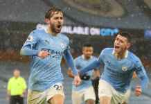 Hasil Liga Inggris Tadi Malam - Hasil Manchester City vs Aston Villa