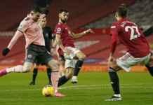 Hasil Manchester United vs Sheffield United di Liga Inggris