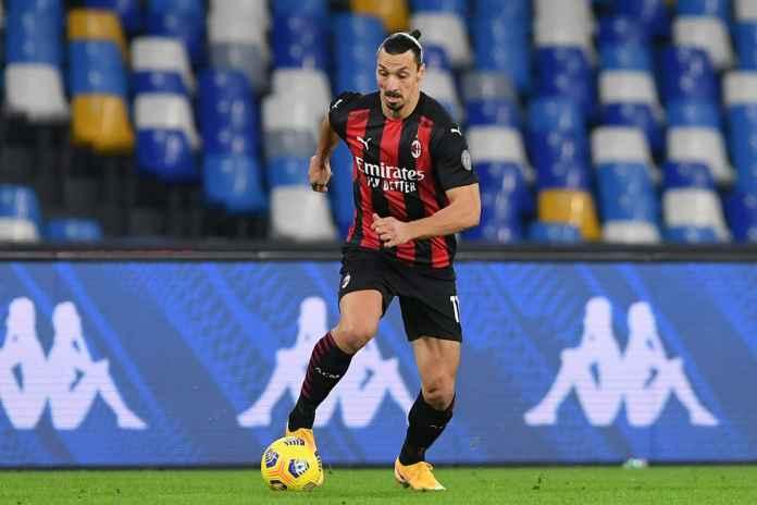 Ibrahimovic Sembuh dari Cedera, Percaya Diri AC Milan