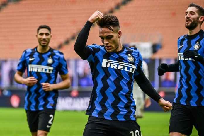Inter Milan Dapat Kabar Baik dari Bidikan Barcelona