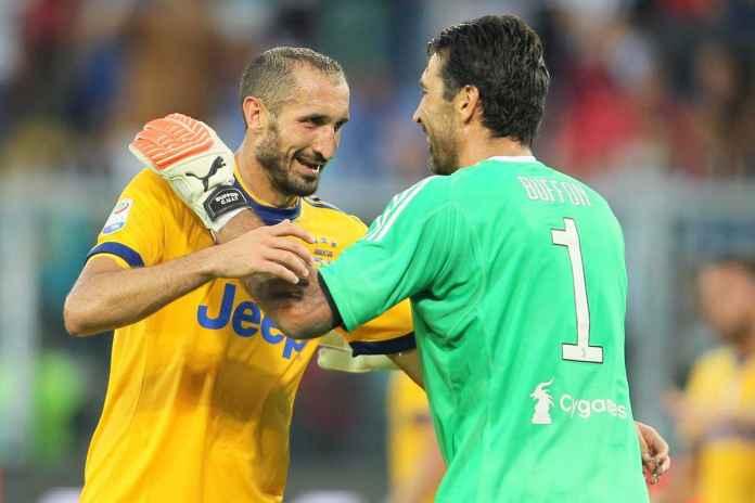 Juventus Bakal Pertahankan Pemain Veteran