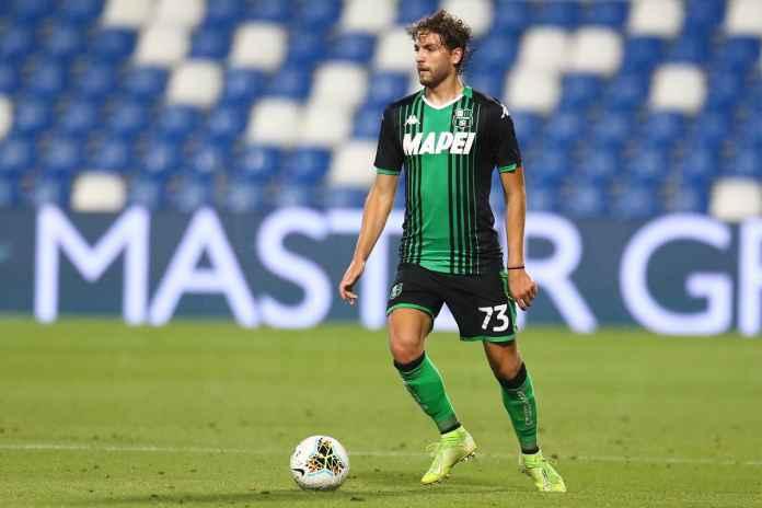 Juventus Serius Minati Gelandang Milik Sassuolo