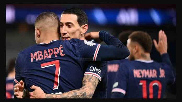Hasil Liga Perancis: PSG Butuh Kartu Merah Untuk Pesta Empat Gol