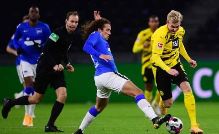 Arsenal Tak akan Panggil Pulang Pemainnya yang Satu Ini dari Hertha Berlin
