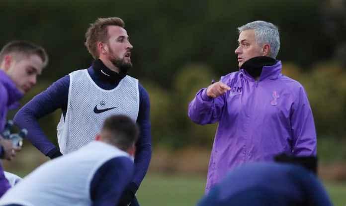 Jose Mourinho menyimpan nama bintang Hotspur yang tidak hadir dalam pertandingan melawan Liverpool