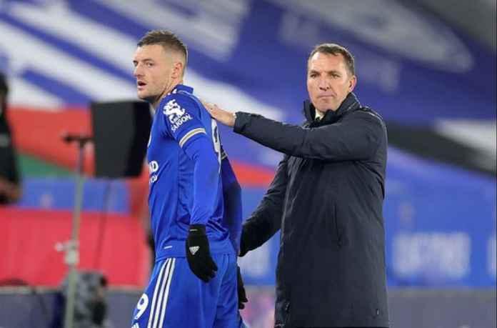 Leicester City Targetkan Jamie Vardy Kembali Bermain Kontra Liverpool