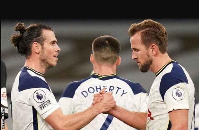 Tottenham Hotspur Andalkan Bale Saat Harry Kane Absen Enam Pekan