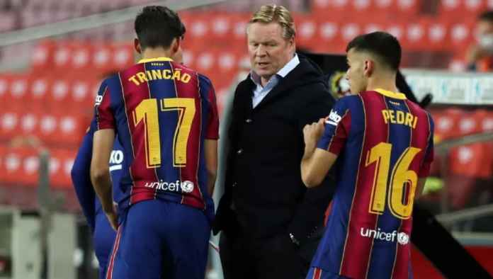 Barcelona yakin Pedri akan segera membela timnas Spanyol