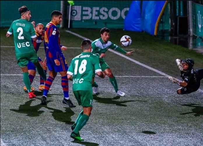 Barcelona dalam keadaan waspada, Cornella menderita wabah usai pertemuannya di Copa del Rey
