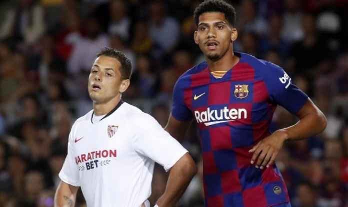 Barcelona Tanpa Bek Muda Andalan di Piala Super Spanyol