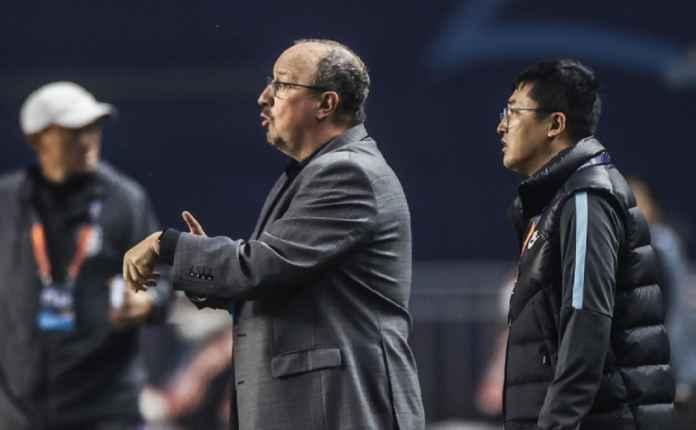 Rafa Benitez Tinggalkan Klub China, Ditawar Klub Eropa?